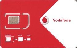 Vodafone [Power between your hands]