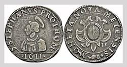 1611 Franc Messin ou 12 gros 1er TYPE