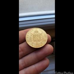 100 francs Napoléon 1869 A