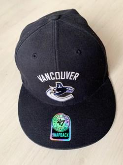 Vancouver Canucks Snapback Cap