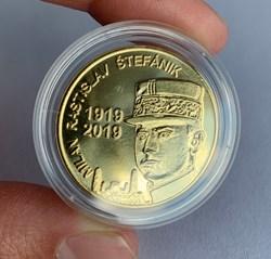 Milan Rastislav Stefanik Medal
