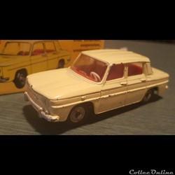Renault R8 Jaune
