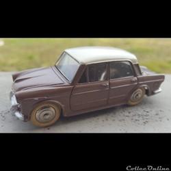 Fiat 1200 Grande vue havane/ivoire