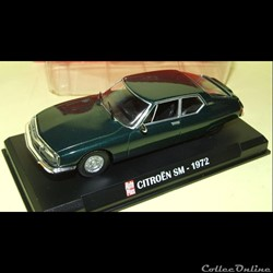 CITROEN SM 1972 Vert