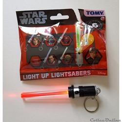 2016 - Star Wars - Tomy - Porte Clés Sab...