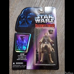 1996 - kENNER - Shadows of the Empire - Leia in Boushh disguise