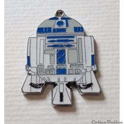 2015 - Pendentif Métal - Star Wars - R2-D2