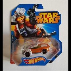 2014 - Hotwheels Luke Skywalker - Mattel
