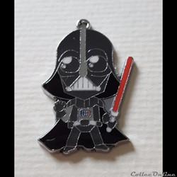 2015 - Pendentif Métal - Star Wars - Dark Vador