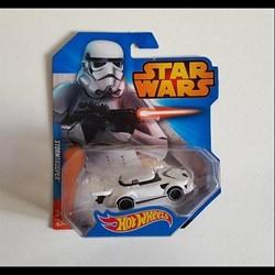 2014 - Hotwheels Stormtrooper - Mattel