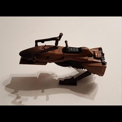 1995 - Speeder Bike - Tonka
