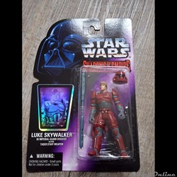 1996 - kENNER - Shadows of the Empire - Luke Skywalker in imperial guard disguise
