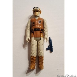 1980 - Star Wars - Rebel Soldier - hoth battle gear (version 1)
