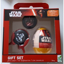 2016 - Star Wars - Gift Set with Candy