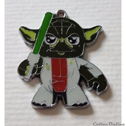 2015 - Pendentif Métal - Star Wars - Yoda
