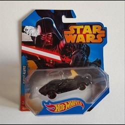 2014 - Hotwheels Darth Vader - Mattel