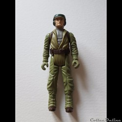 1983 - Kenner - Le retour du Jedi - Commando Rebel Andor