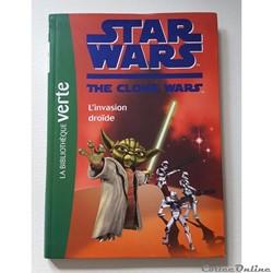2009 - La bibliothèque verte - Star Wars...