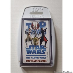 2008 - Star Wars - TopTrumps The Clone W...