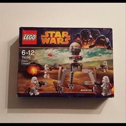 2014 - Lego 75036 - Utapau Troopers