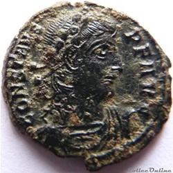 Constans 337-340/Thessalonique/RIC VIII 57