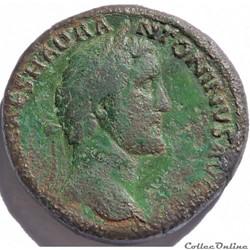 Antonin le Pieux 139/Sesterce/Rome/RIC III 528