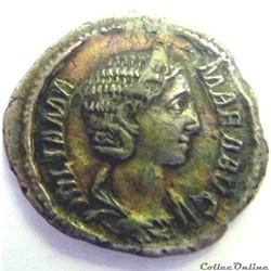 Julia Mamaea 225-235/Denier/Rome/RIC IV 360
