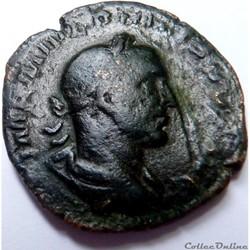 Philippe l'arabe 244-249/Rome/RIC IV 186a