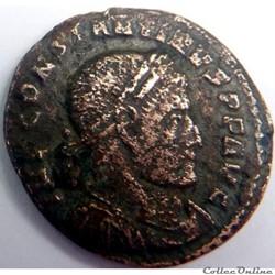 Constantin 1er 315-316/Arles/SOLI INVICT...