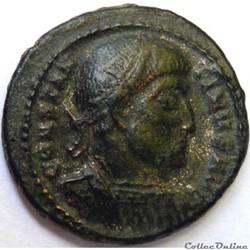 Constantin 1er 318-319/Thessalonique/VOT XX MVLT XXX