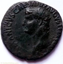Germanicus 37-38/Rome/SC