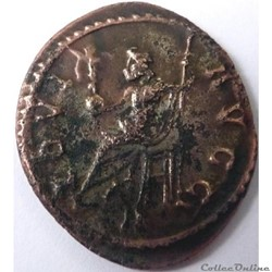 monnaie antique jc ap romaine diocletien 292 lyon iovi avgg