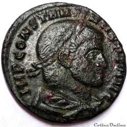 Constantin 1er 312-313/ Rome/SOLI INVICTO COMITI