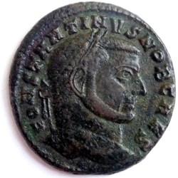 Constantin 1er 307/Rome/CONSERVATORES VR...