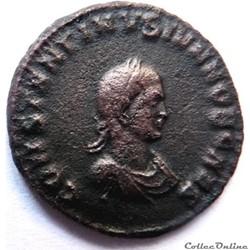 Constantin II 317-318/Thessalonique/CLARITAS REIPVBLICAE