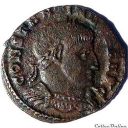 Constantin 1er 312-313/Ticinum/SOLI INVICTO COMITI