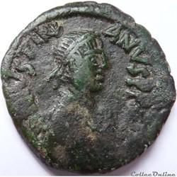 Justinien/Constantinople