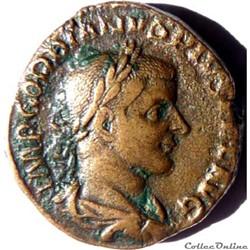 Gordien III 243-244/Rome/RIC IV 330