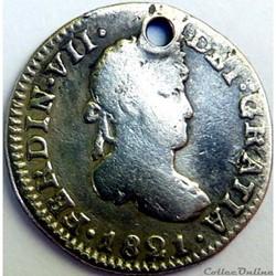 Ferdinand VIII 1821