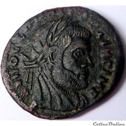 Claude II 317-318/Rome/REQVIES OPTIMOR MERIT