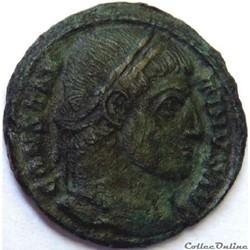 Constantin 1er 328-329/Siscia/PROVIDENTIAE AVGG