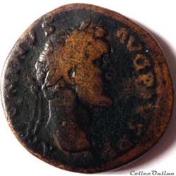 Antonin le Pieux 139/Sesterce/Rome/RIC III 546