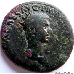 Nerva 96-97/As/Rome/RIC II 98