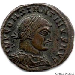 Constantin 1er 317/Siscia/SOLI INVICTO COMITI