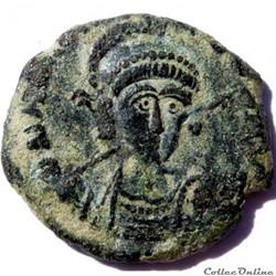 Honorius 401-403/Constantinople/CONCORDIA AVGG