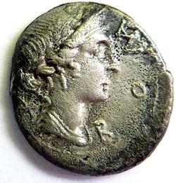 Gens Aemilia 114-113 av JC/Denier/Rome l...