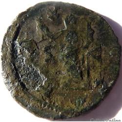 monnaie antique jc ap romaine carausius 291 camulodunum pax avg