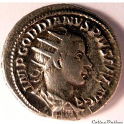 Gordien III 241-243/Rome/ RIC IVc 88
