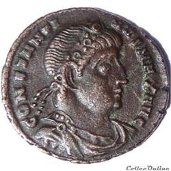 Constantin 1er 334-335/Aquilée/GLORIA EX...
