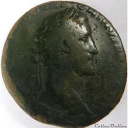Antonin le Pieux 151-152/Sesterce/Rome/RIC III 962